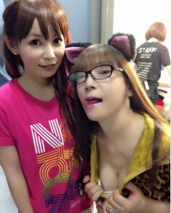 中川翔子 母親