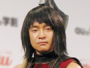濱田岳の金太郎がかわいい